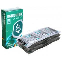 Презервативы увеличенного размера Masculan тип 4 (10 шт.)