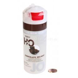 Вкусовой лубрикант на водной основе Chocolate Delight (шоколад) 120 мл