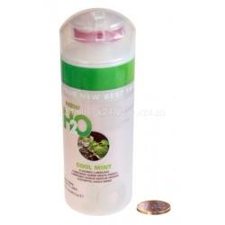 Ароматизированный лубрикант на водной основе с охлаждающей мятой JO Flavored Cool Mint H2O (120 мл)