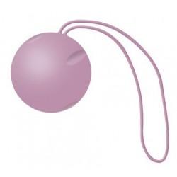 Нежно-розовый вагинальный шарик Joyballs Trend
